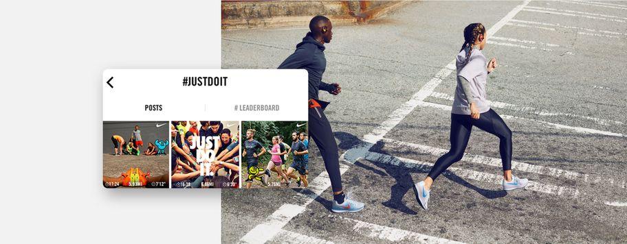 pulcro código promocional navegar por las últimas colecciones Nike Run Club App. Nike.com