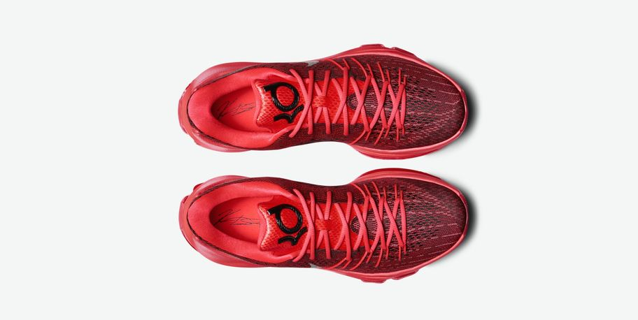 KD 8. Kevin Durant.
