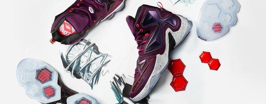 Nike LeBron 13 Kaufen Sie Designer Schuhe zum Verkauf online