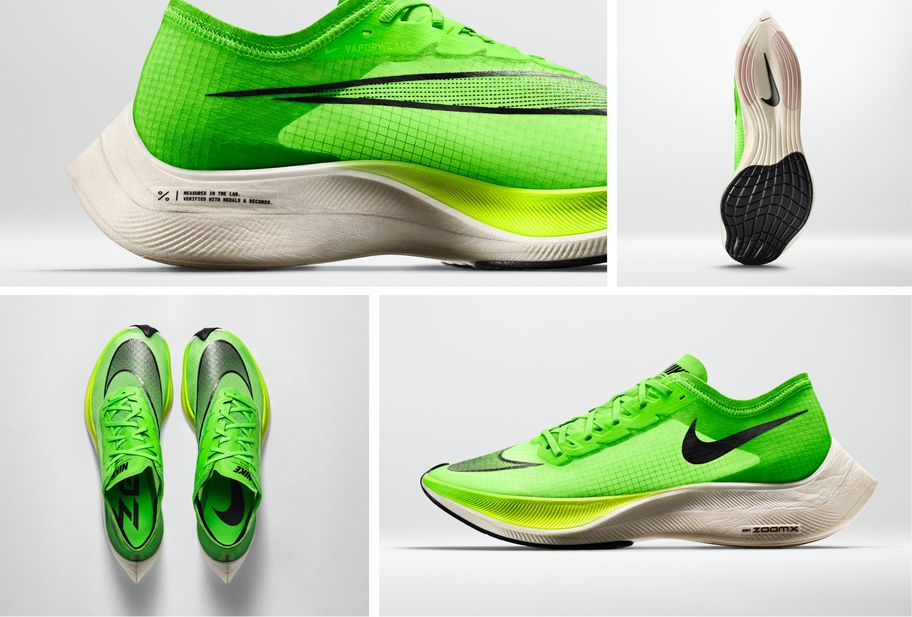 Nike Vaporfly. Featuring the new Vaporfly NEXT%. Nike GB