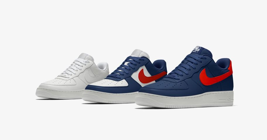 air force 1 flyknit id