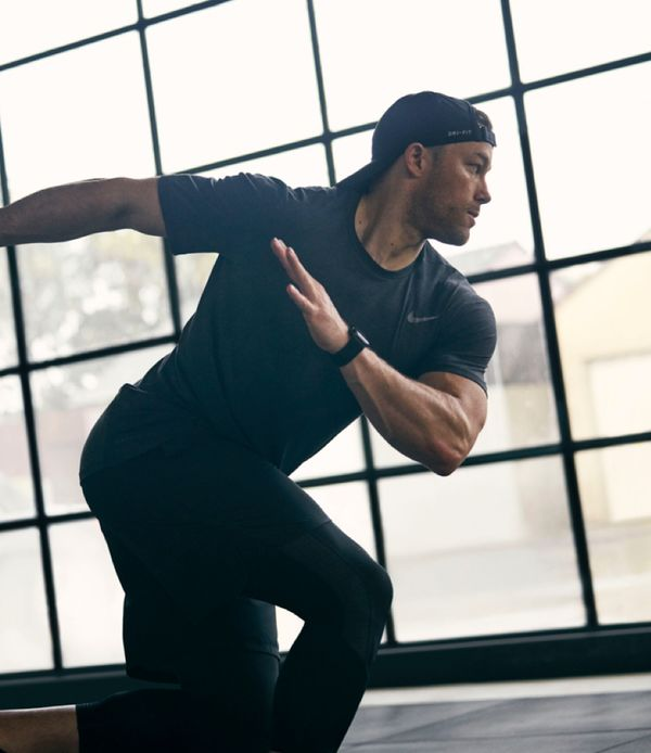 Nike Training Club App. Home Workouts