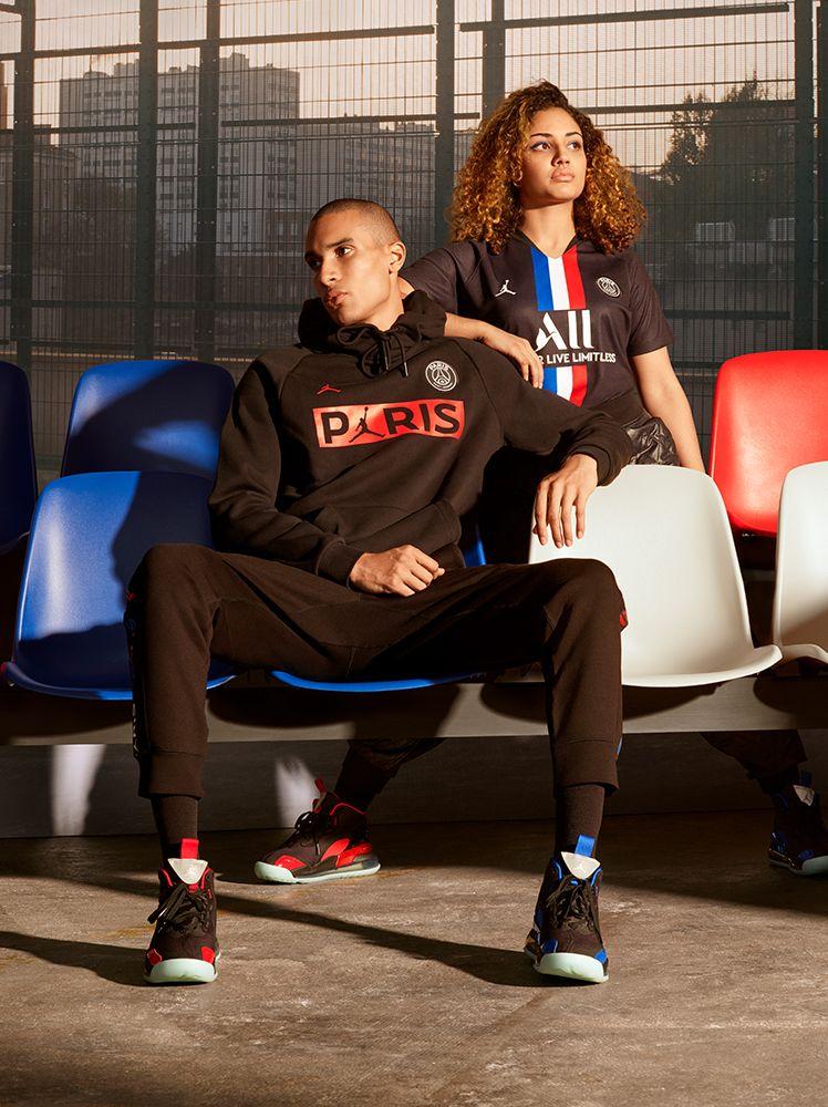 Marka Jordan. Nike PL