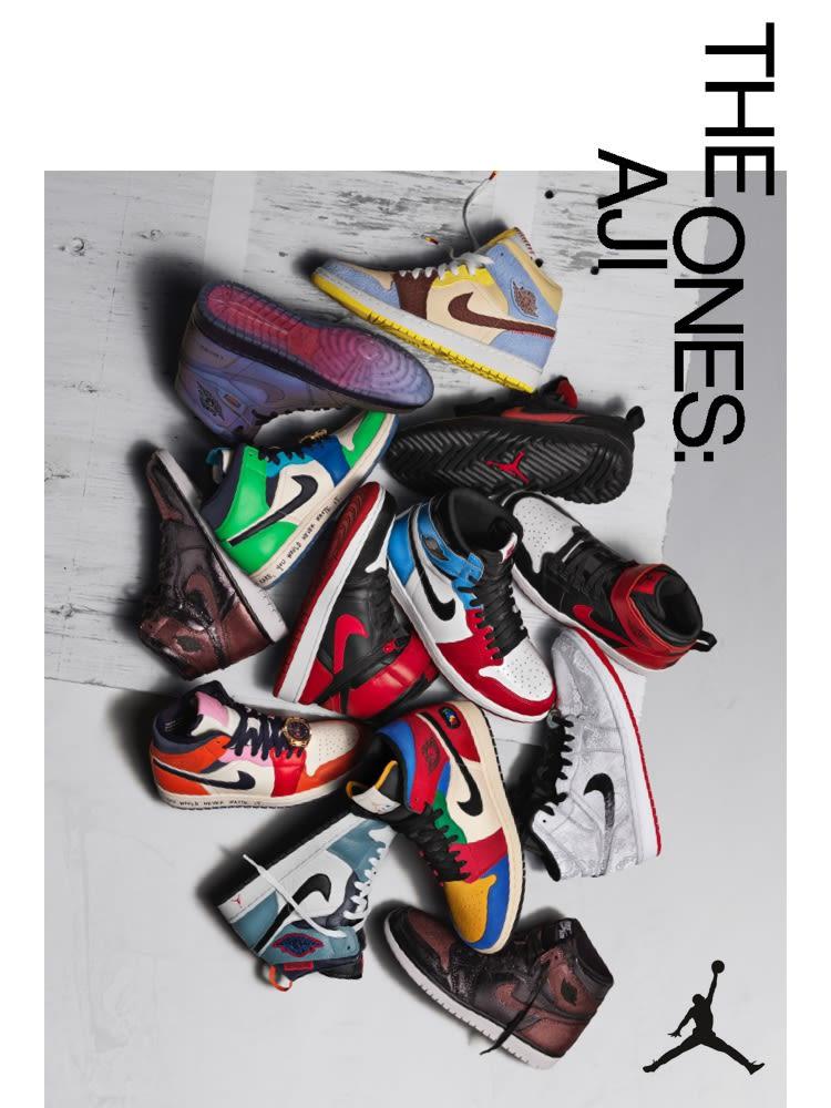 Jordan Ones. Nike.com