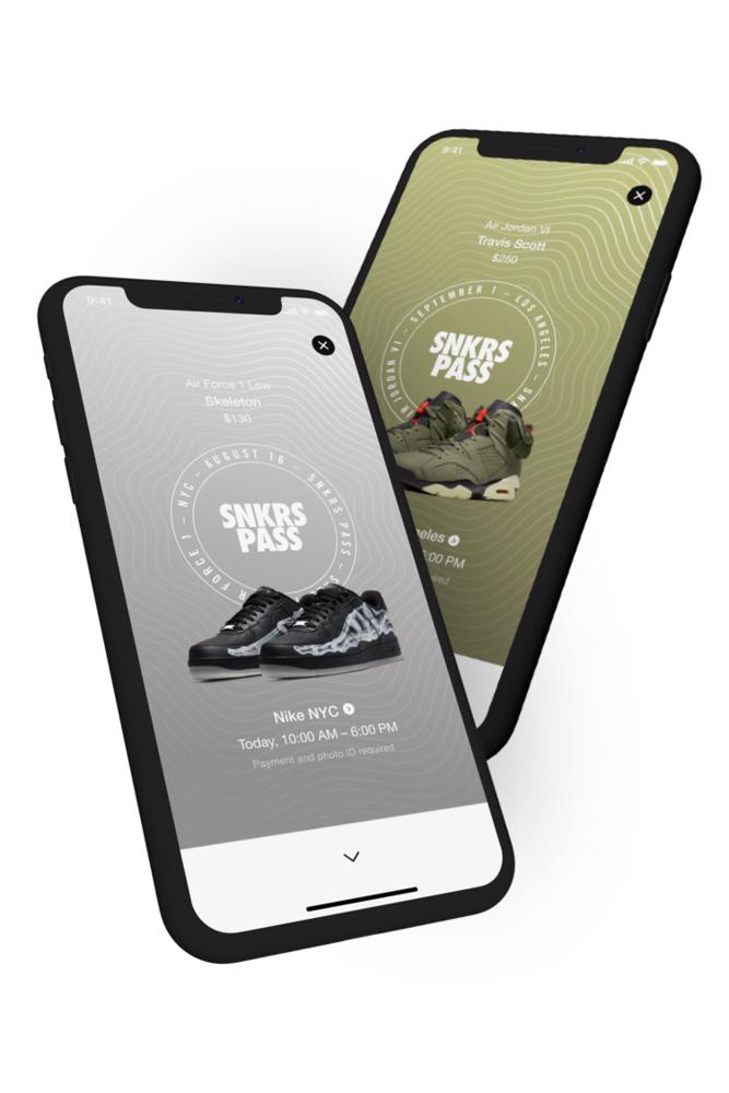 Nike SNEAKRS App. Nike PH