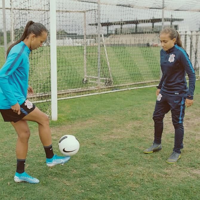 Ringvirkninger for damefotball. Nike NO