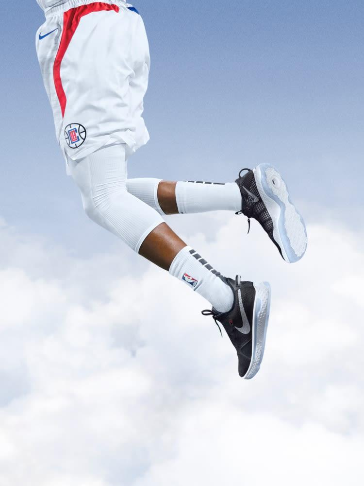 Nike Basquetebol. Nike PT