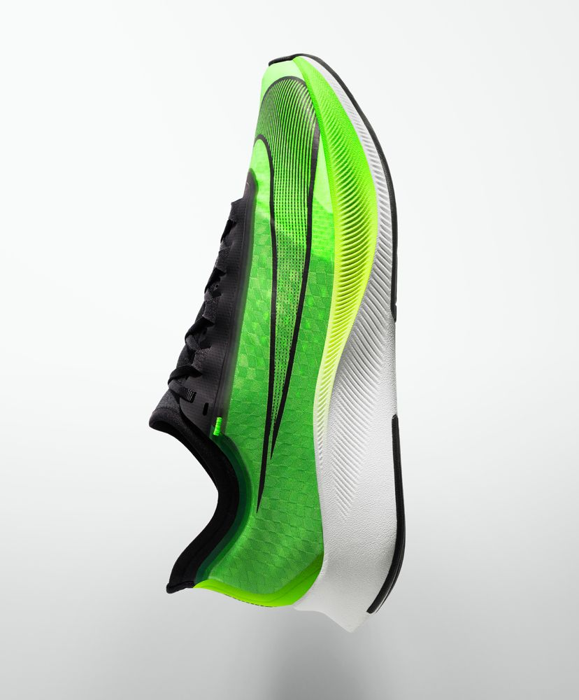 Nike Zoom Fly. Featuring the Zoom Fly 3