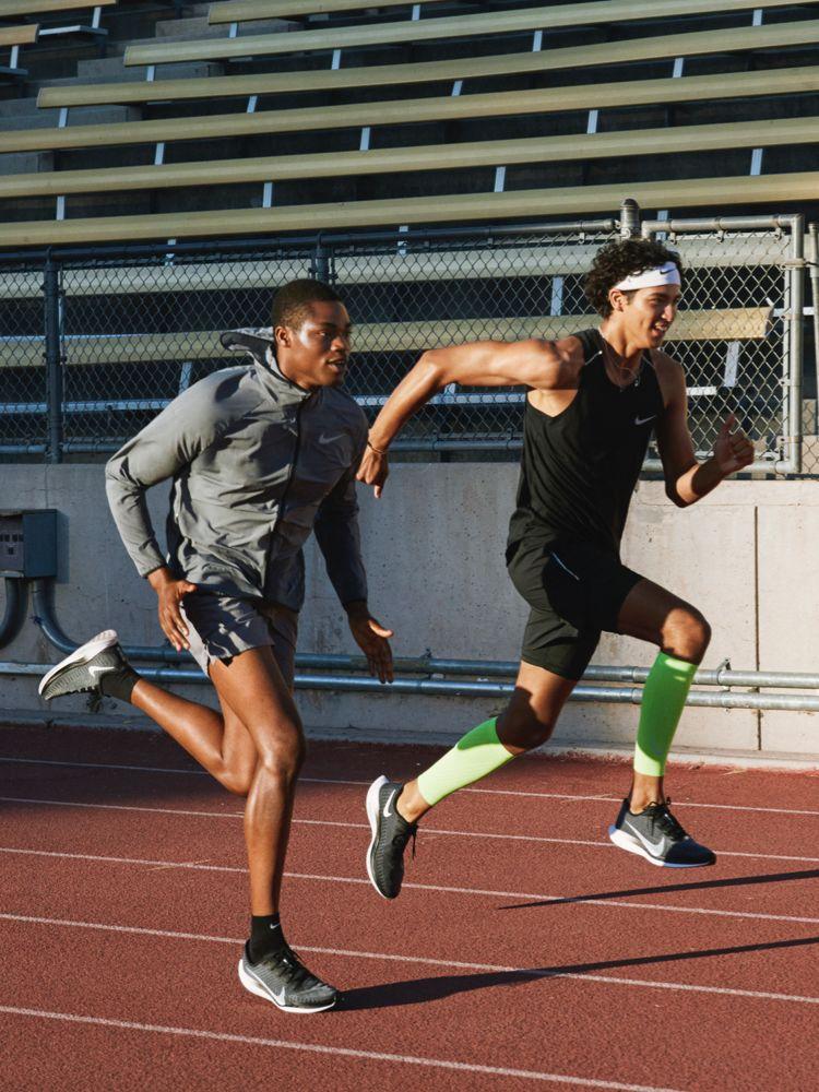 Esquivar jaula Generacion  Plan de entrenamiento para maratón. Nike MX