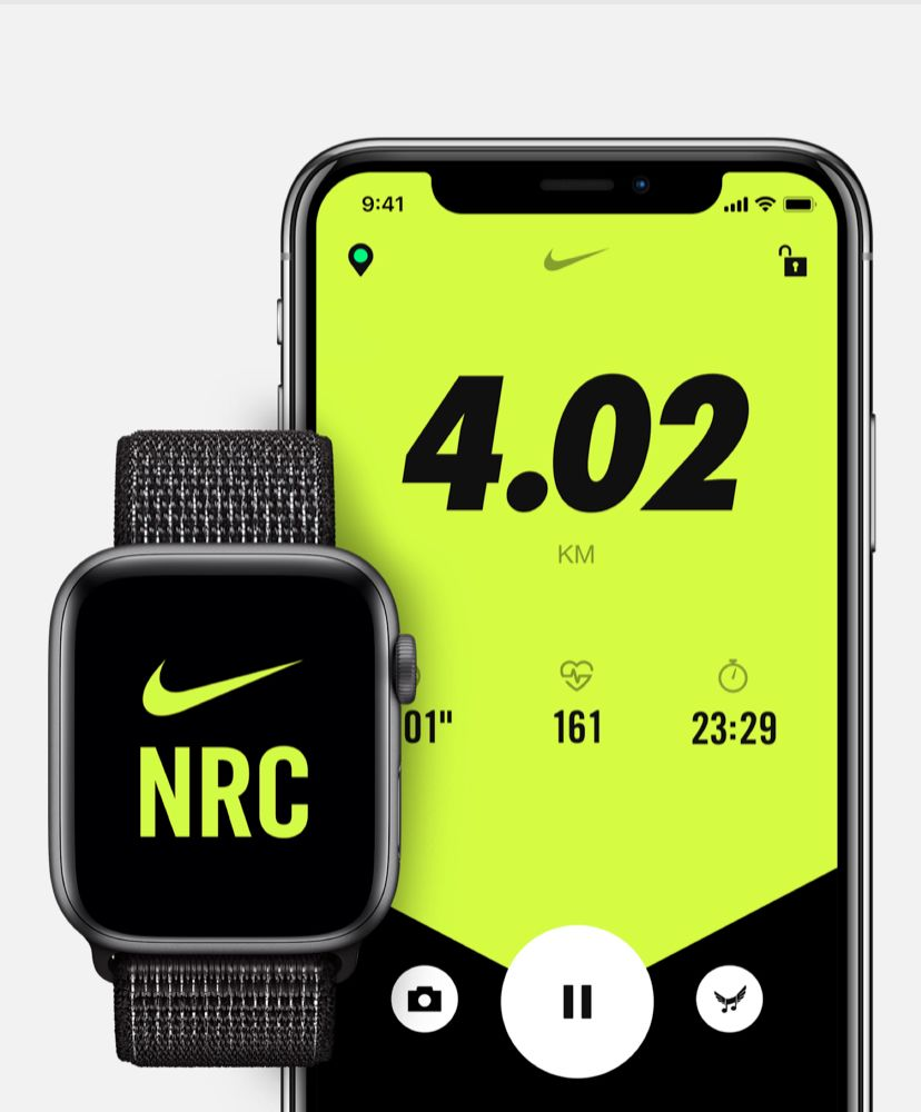 Obligatorio Cerveza Deshacer  Nike Run Club App. Nike IN