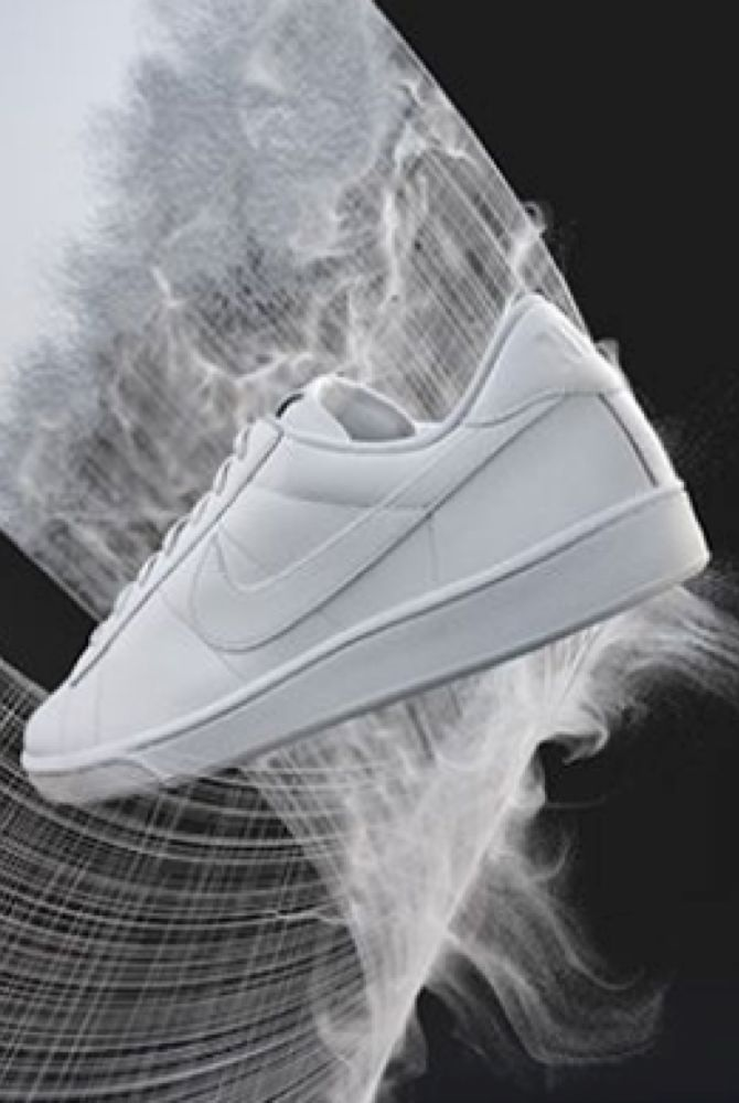 Nike Flyleather. Nike FR