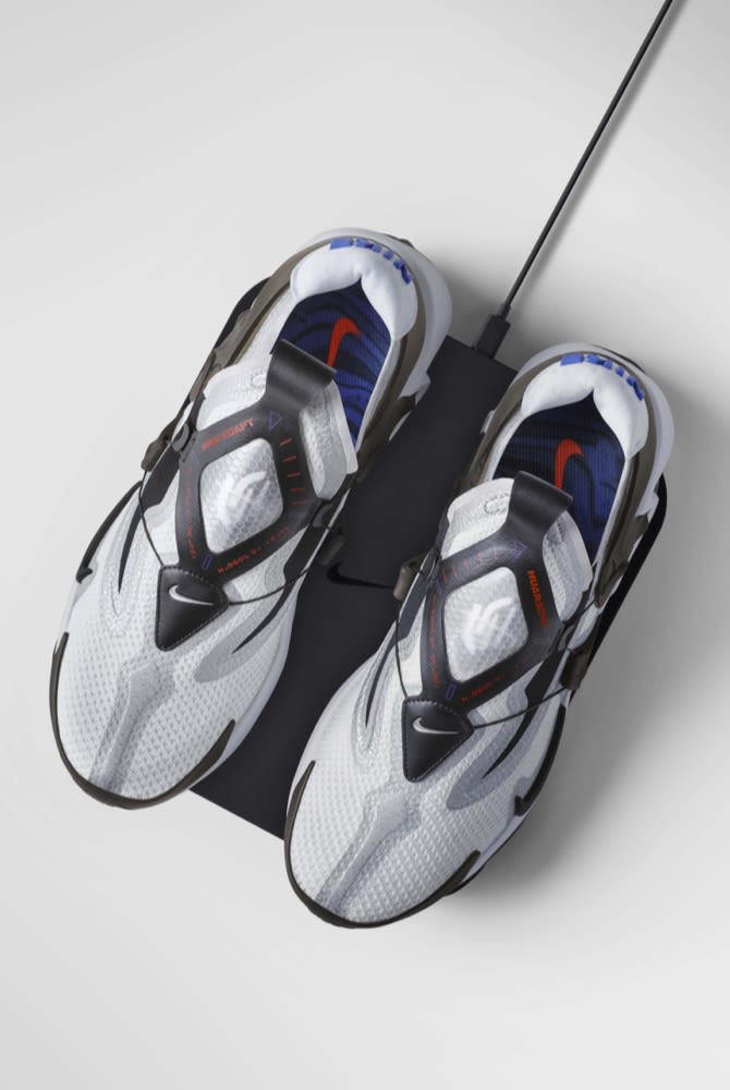 chaussure nike sans fil