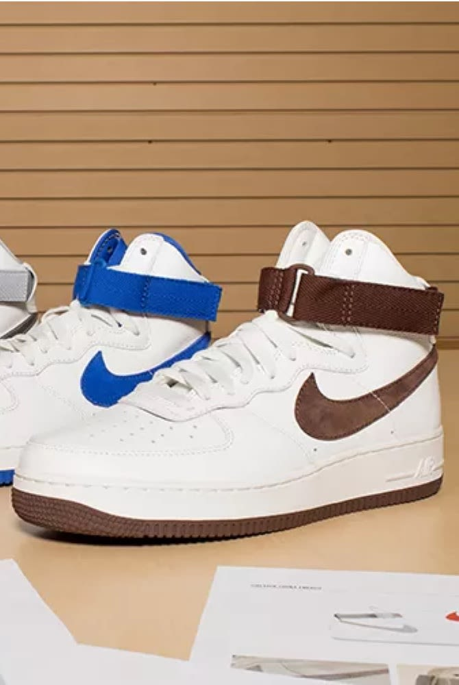 air force 1 montant 36 blanc