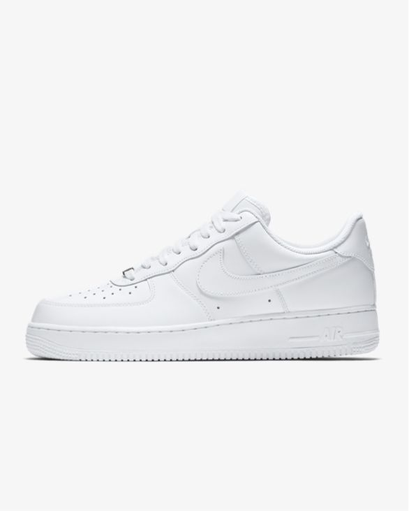 air force 1 nike grigie