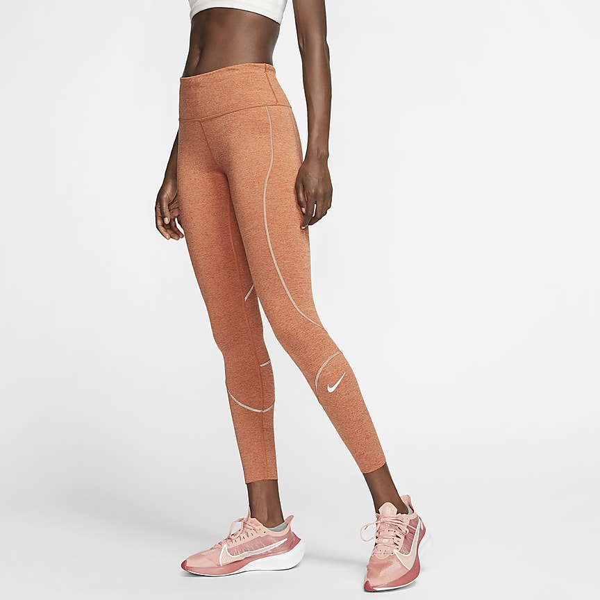 Tights da running - Donna