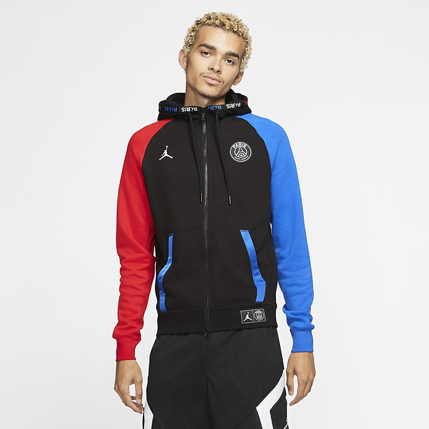 Full-Zip Fleece Hoodie