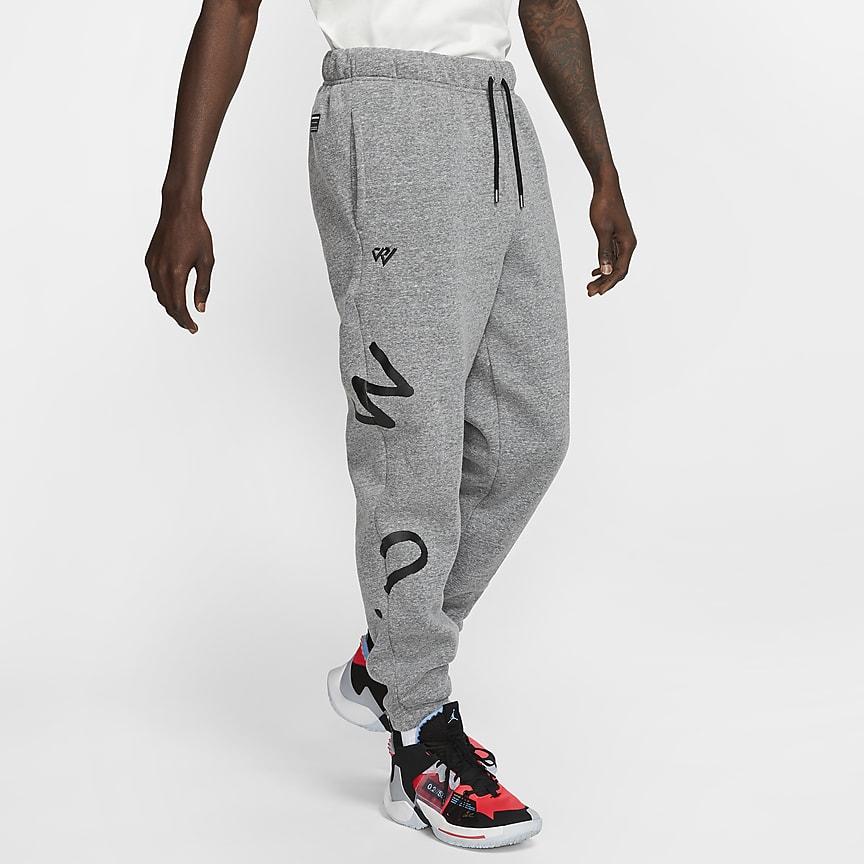 Pantaloni in fleece - Uomo