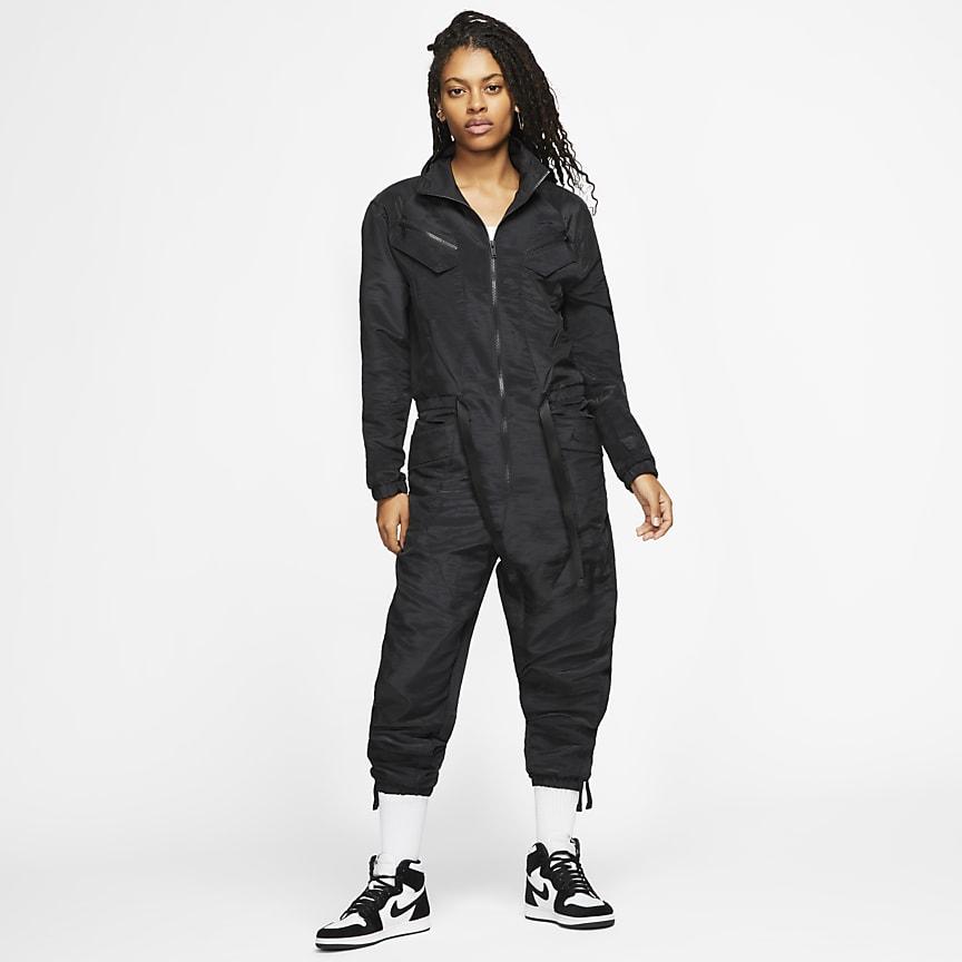 Damen-Flight-Suit