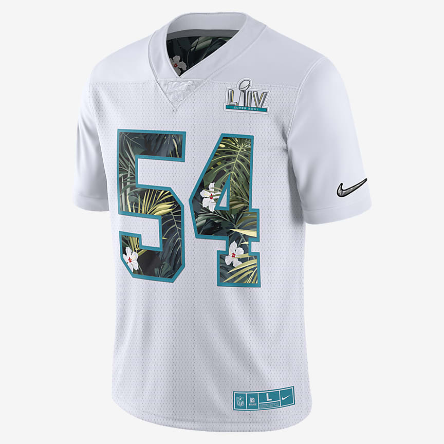 Men's Limited Football Jersey
