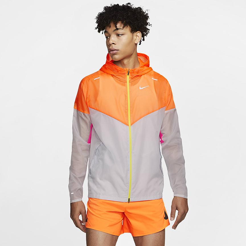 Pánská běžecká bunda