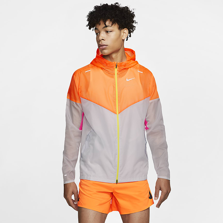 Mens' Running Jacket