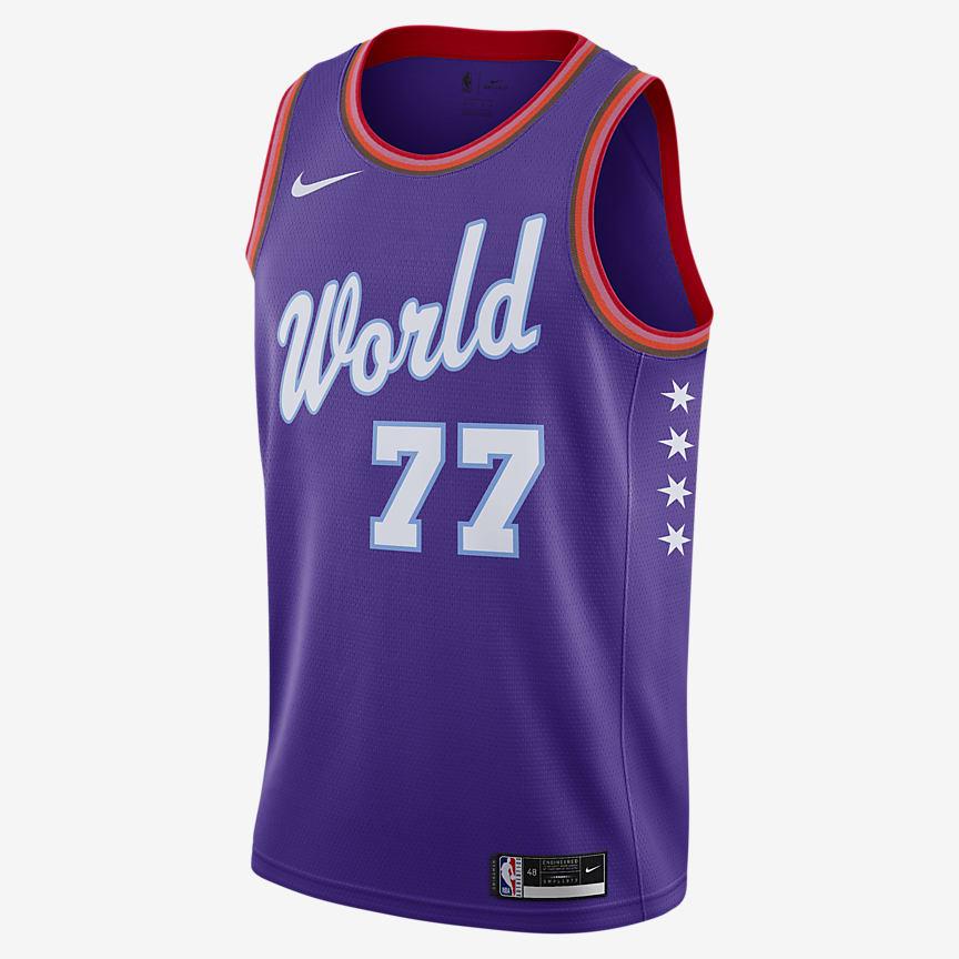 Nike NBA Swingman Jersey 男子球衣
