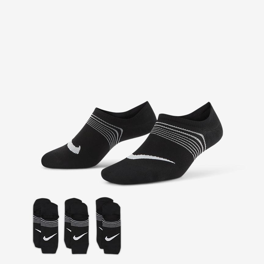 Socquettes ouvertes de training pour Femme (3 paires)