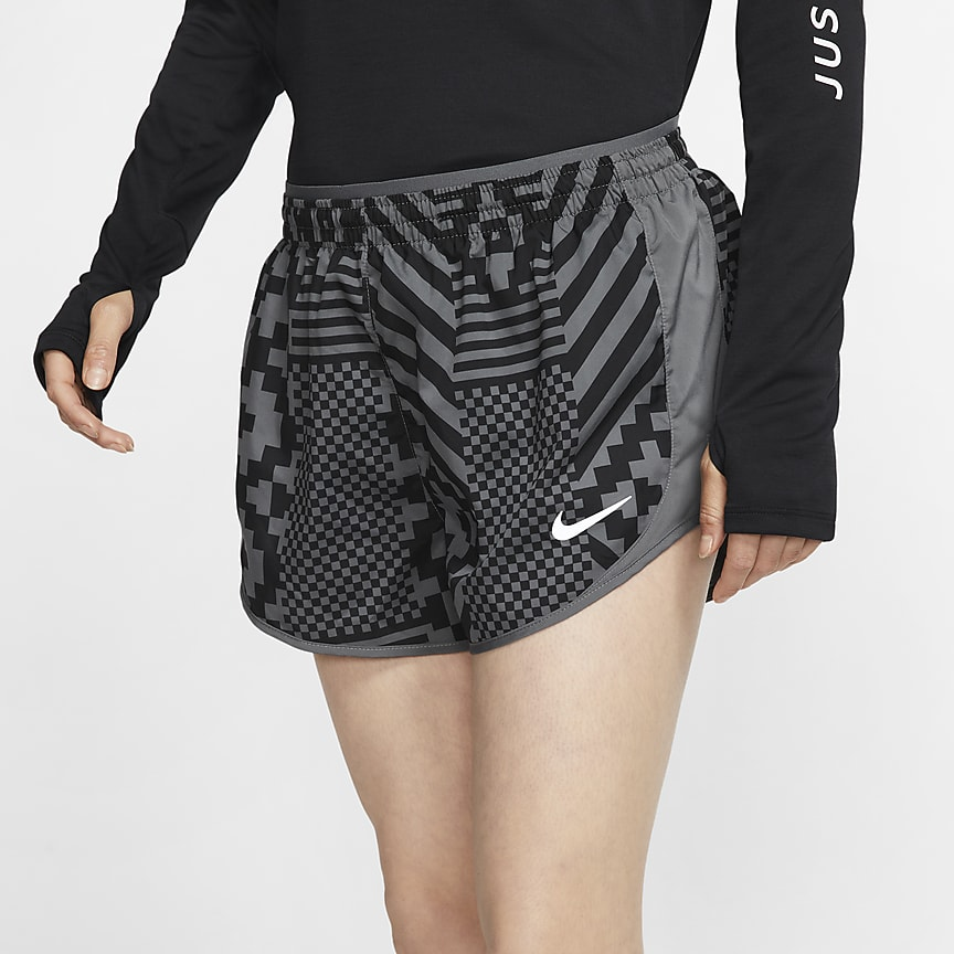 Shorts de running para mujer