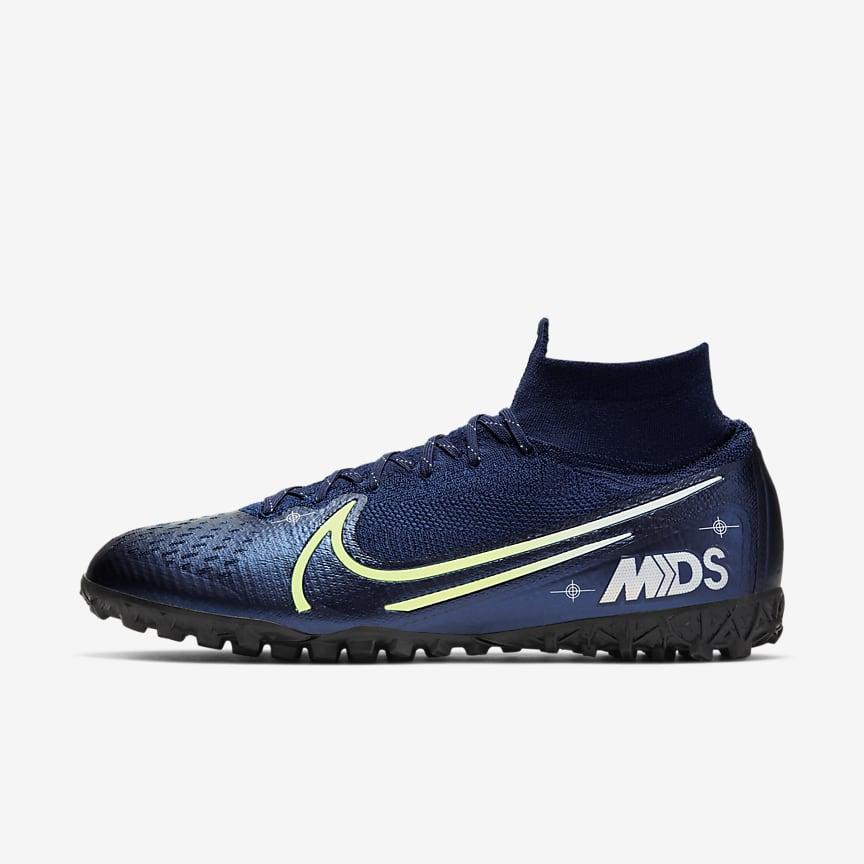 男/女人造场地足球鞋