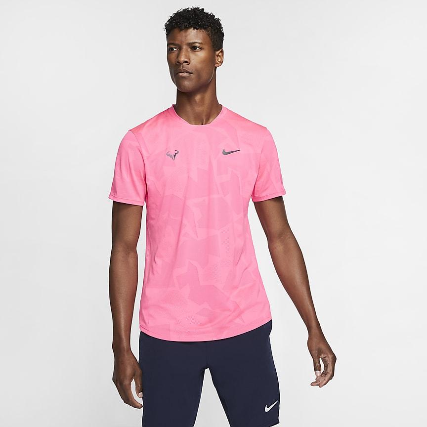 Men's Short-Sleeve Tennis Top