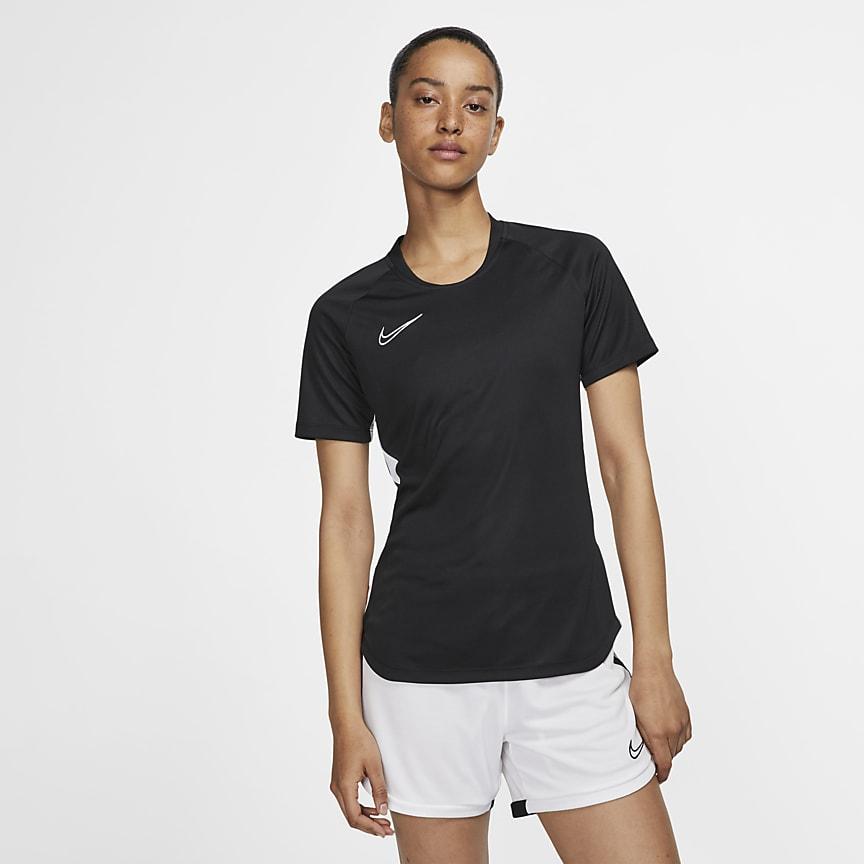 Women's Short-Sleeve Soccer Top