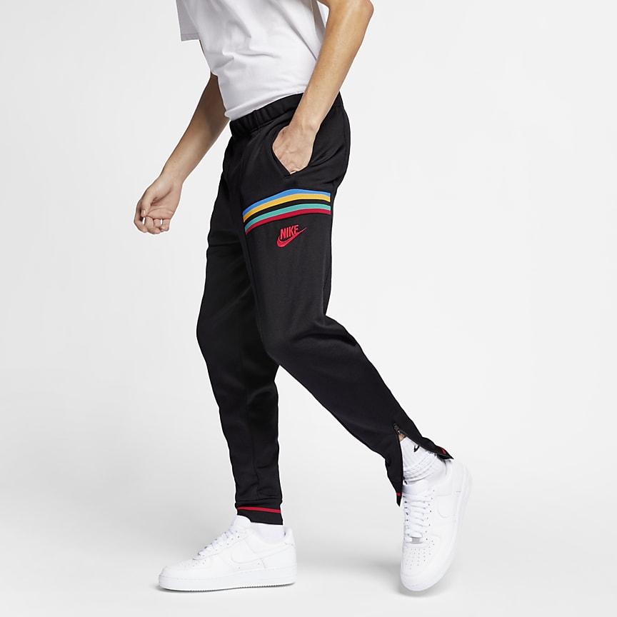 Kalhoty z francouzského froté