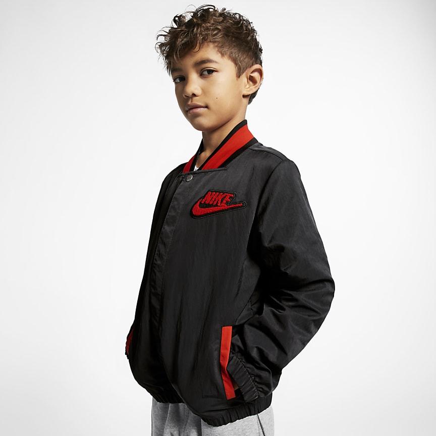 Куртка для мальчиков школьного возраста