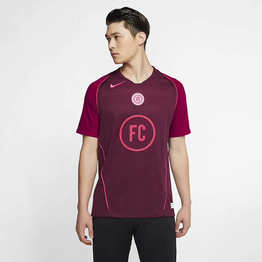 Men's Short-Sleeve Football Shirt