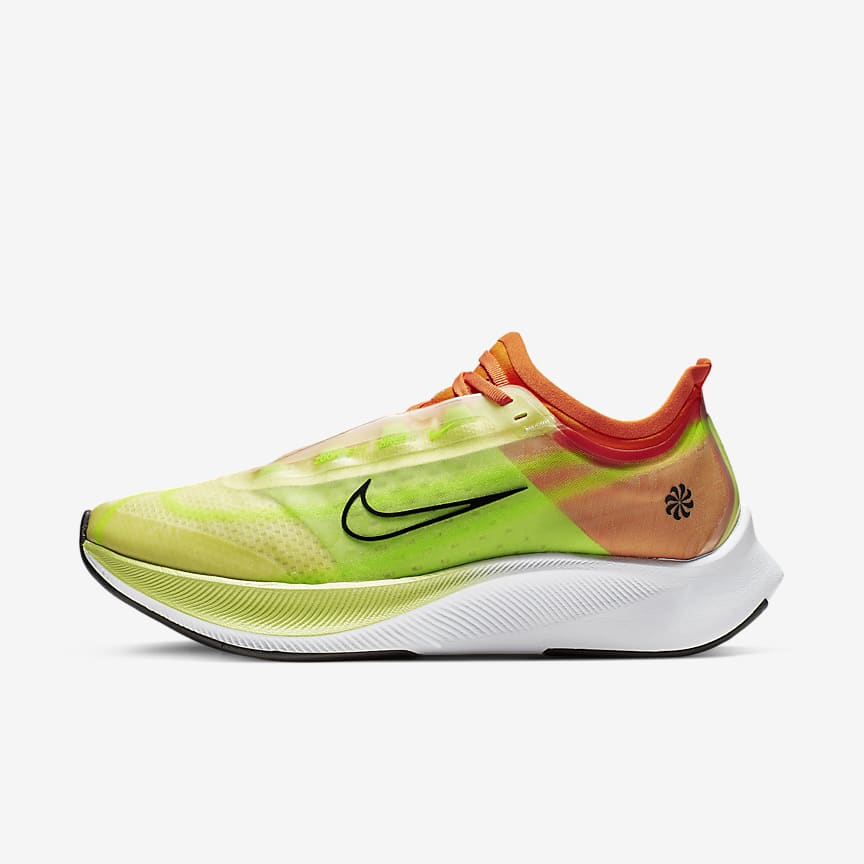 910da4c95 Nike Zoom Fly 3 Rise. Women's Running Shoe