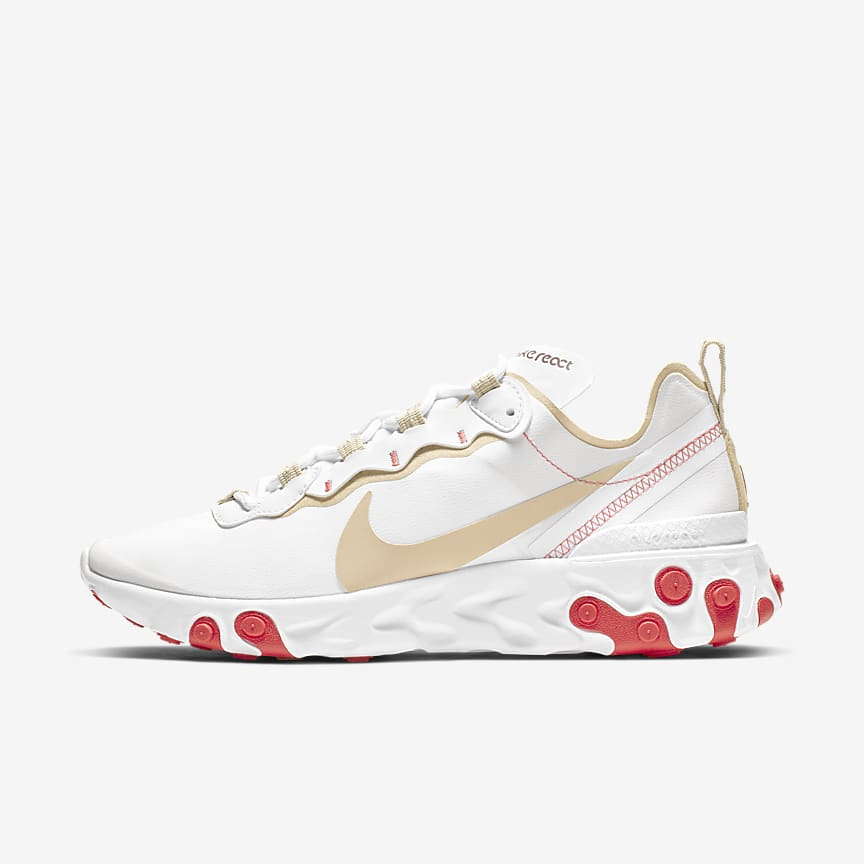 the latest 545ed 80be7 Nike React Element 55. Women s Shoe