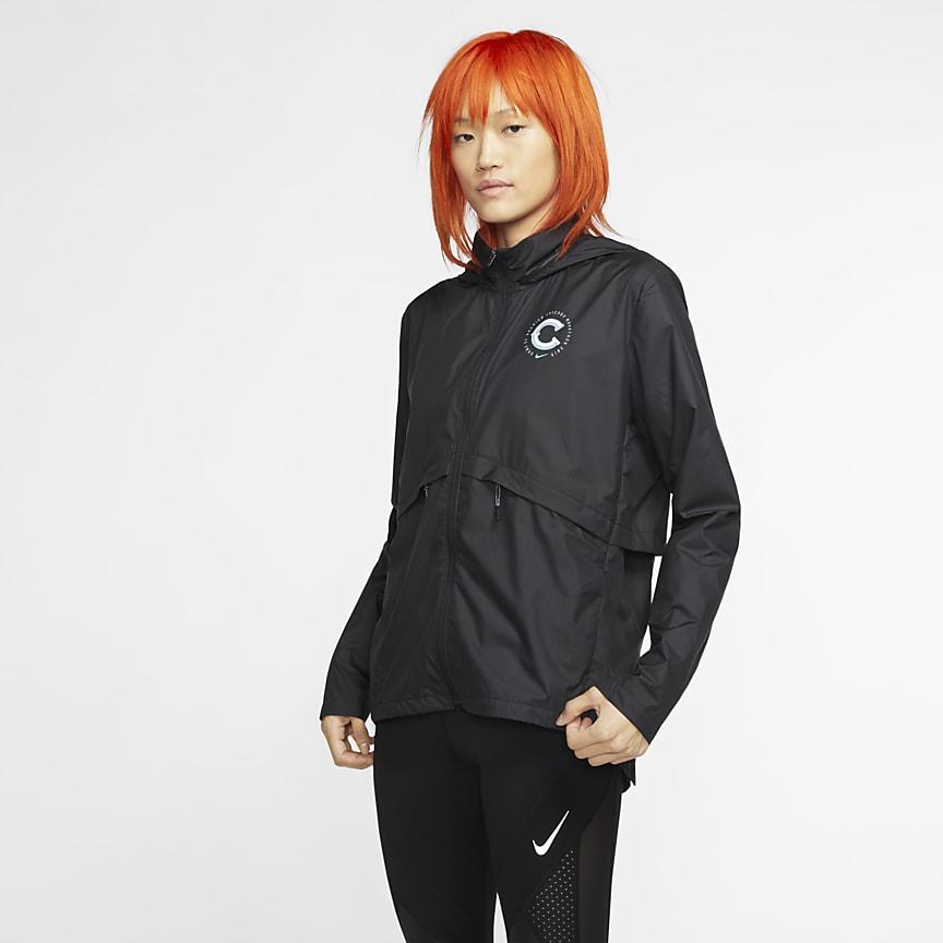 Women's Full-Zip Running Jacket