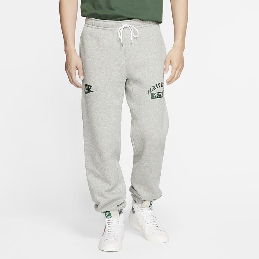 男款 Fleece 運動褲