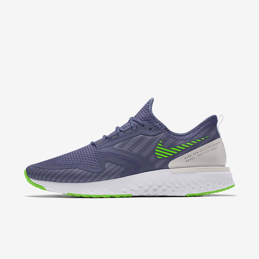Nike By You Custom Shoes.