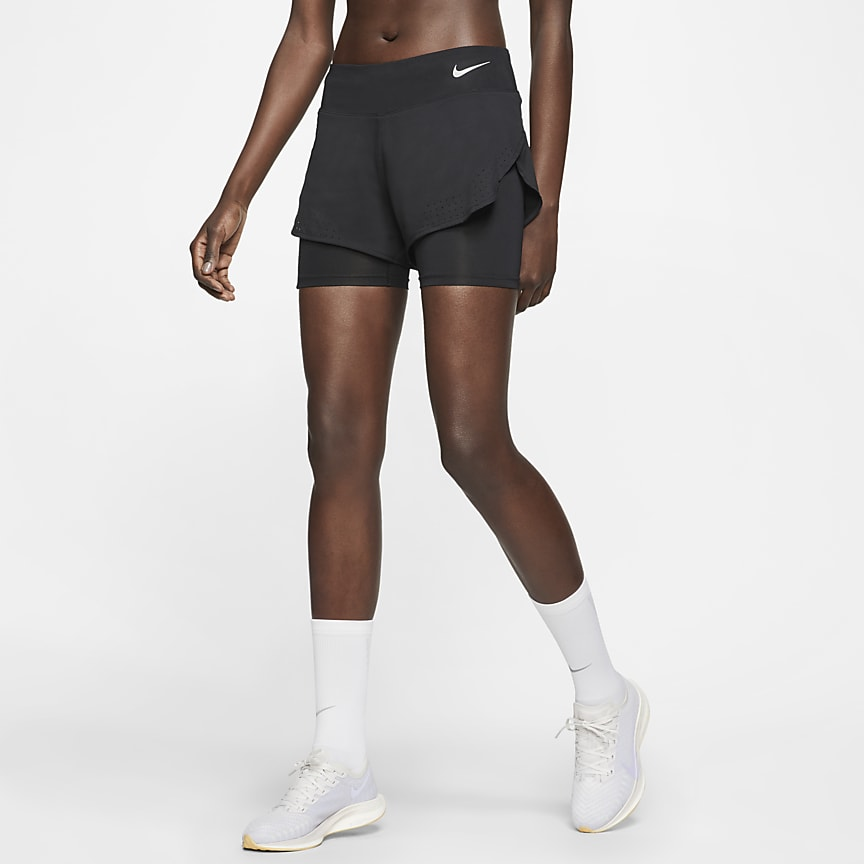 Women's 2-in-1 Running Shorts