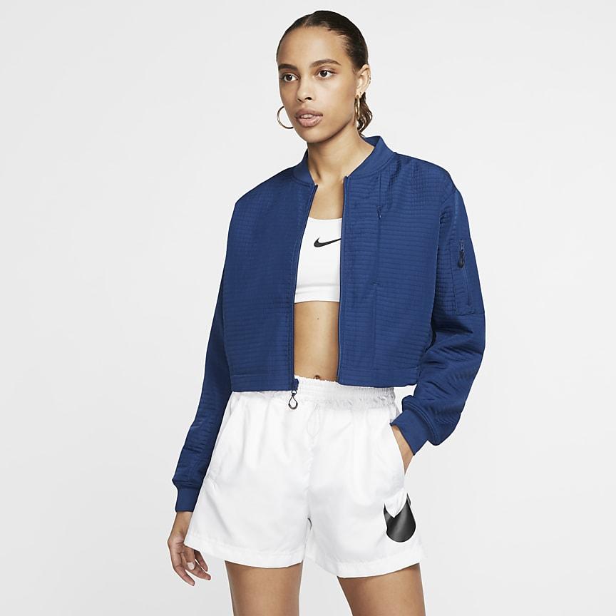 女款短版夾克
