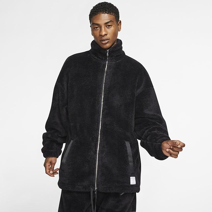 Тренерская куртка из материала Sherpa