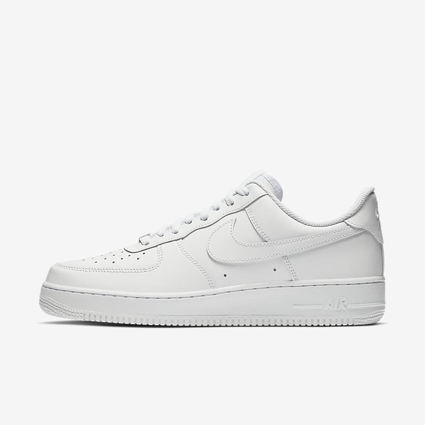 nike air force 1 bianche e oro donna
