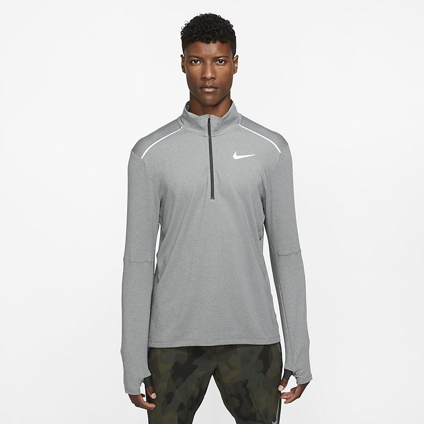 Men's 1/2-Zip Running Top