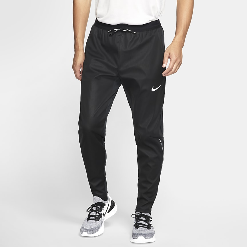 Męskie spodnie do biegania