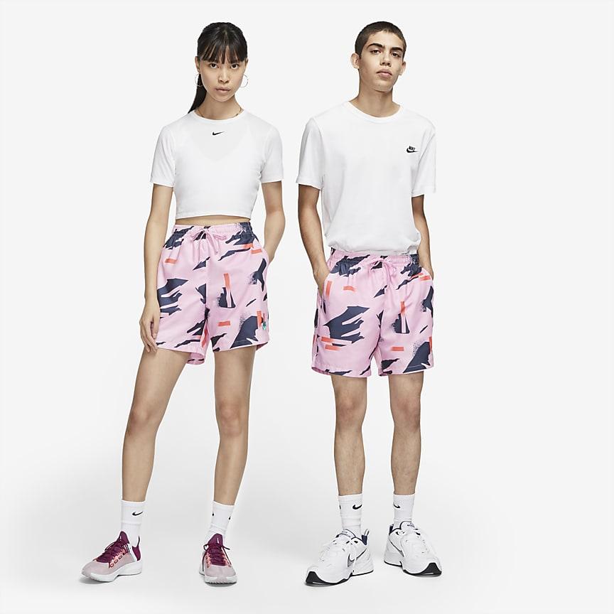 Geweven shorts