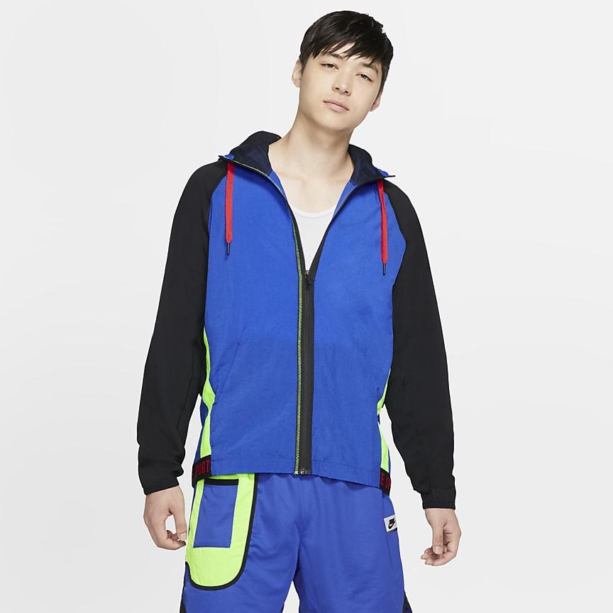 Men's Full-Zip Training Jacket