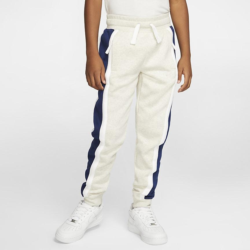 Pantalones para niños talla grande