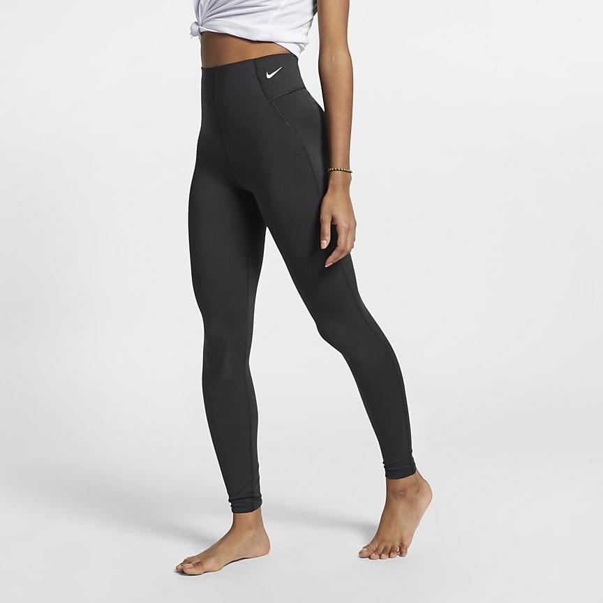Damskie legginsy treningowe do jogi