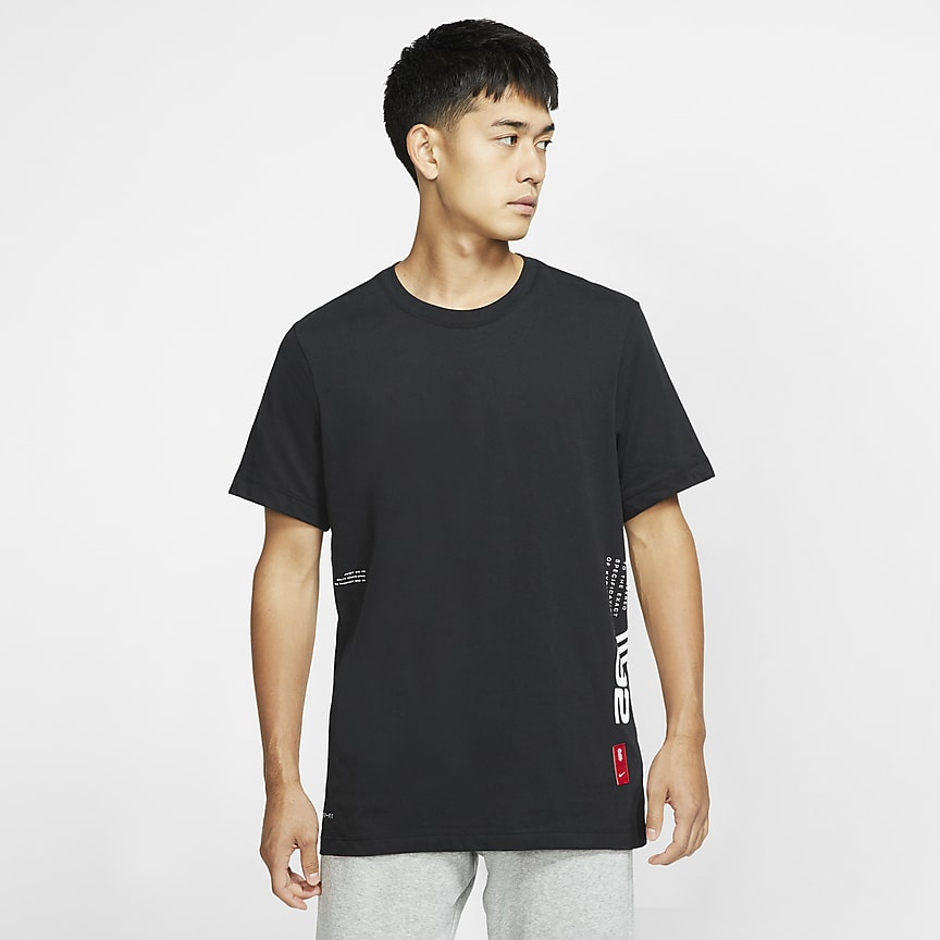 メンズ バスケットボール Tシャツ